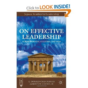 On Effective Leadership: Across Domains, Cultures, and Eras