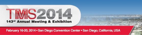 صد و چهلمین نشت سالانه و نمایشگاه TMS 2014