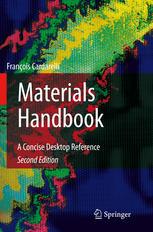 Materials Handbook A Concise Desktop Reference
