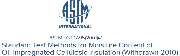 ASTM D3277-95(2001)e1