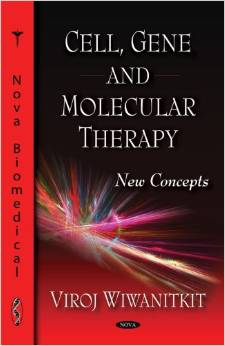 Cell, Gene and Molecular Therapy: New Concepts