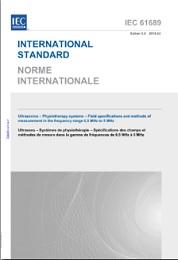 IEC 61689 ED. 3.0 B:2013
