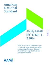 ANSI/AAMI/ IEC 60601-1- 2:2014