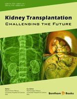 Kidney Transplantation: Challenging the Future