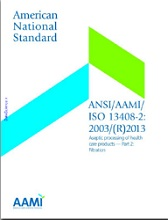 ANSI/AAMI/ ISO 13408-2: 2003/(R)2013