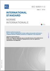 IEC 60601-1-3 (2013-04) Ed. 2.1