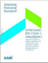 ANSI/AAMI/ ISO 17665-1: 2006/(R)2013