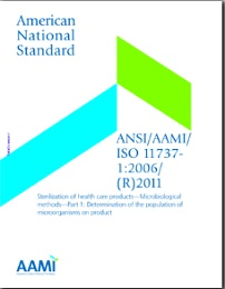 ANSI/AAMI/ ISO 11737- 1:2006/ (R)2011