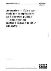 BS EN ISO 2151:2008