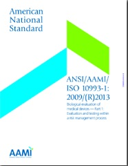ANSI/AAMI/ISO 10993-1:2009 (R)2013
