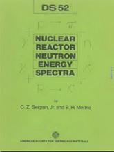 DS52  Nuclear Reactor Neutron Energy Spectra