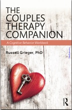 The Couples Therapy Companion A Cognitive Behavior Workbook