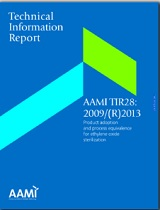 AAMI TIR28:2009/(R)2013