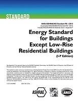 ANSI/ASHRAE/IES Standard 90.1-2013