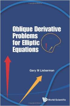 Oblique Derivative Problems for Elliptic Equations 1st Edition