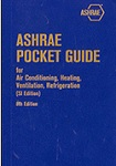 ASHRAE POCKET GUIDE FOR AIR-CONDITIONING, HEATING, VENTILATION, REFRIGERATION, 8TH ED. — SI
