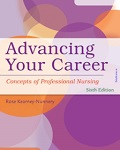 Advancing Your Career : Concepts in Professional Nursing 6th Edition