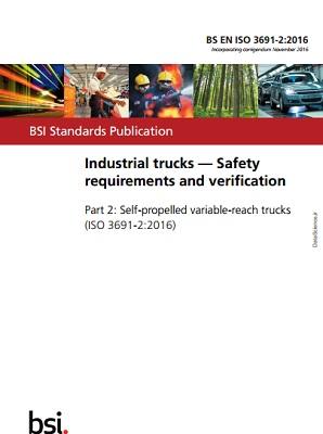 BS EN ISO 3691-2:2016