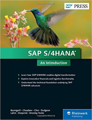 SAP S/4HANA: An Introduction
