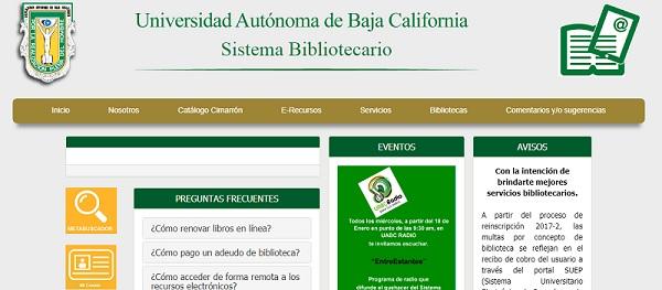 پسورد دسترسی به منابع دیجیتالی دانشگاهخودمختار باجا کالیفرنیا