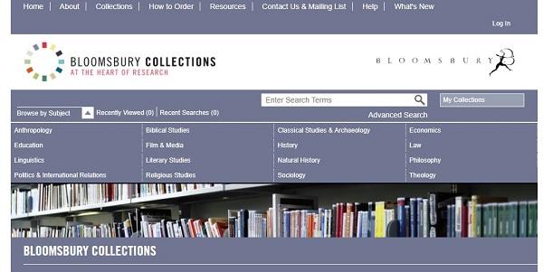 پسورد دسترسی عالی به کتابهای رشته علوم انسانی سایتbloomsbury