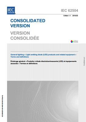 IEC 62504 ED. 1.1 B:2018