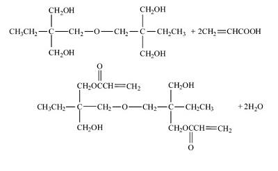 Synthesis of Trimethylolpropane Triacrylat