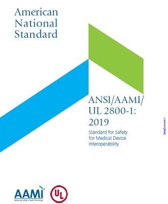 ANSI/AAMI/UL 2800-1:2019