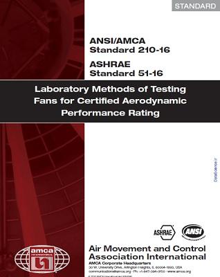 ASHRAE AMCA 51-2016