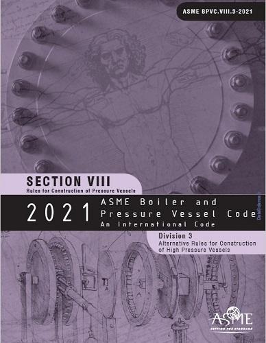 ASME BPVC.VIII.3-2021